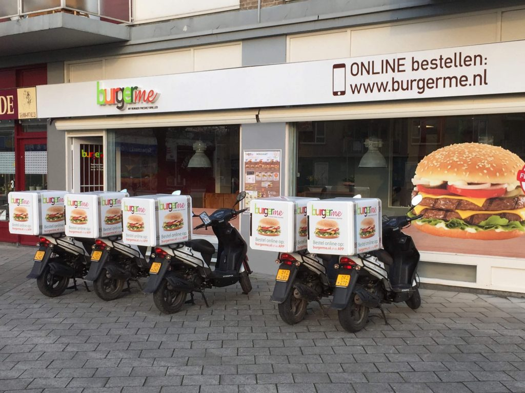 Burgerme Rotterdam-Zuid